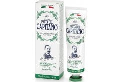 Pasta del Capitano Herbal Toothpaste Φυτική Οδοντόπαστα, 75ml