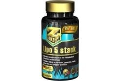 Prevent Z-Konzept Lipo 5 Stack Supplement for Fat Metabolism, 90caps