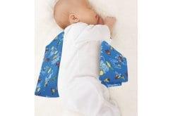 Anatomic Help Baby Guard Support Pillows 0902 Μαξιλάρι Στήριξης, 1 τεμάχιο - Μπλε