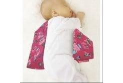 Anatomic Help Baby Guard Support Pillows 0902 Μαξιλάρι Στήριξης, 1 τεμάχιο - Ροζ