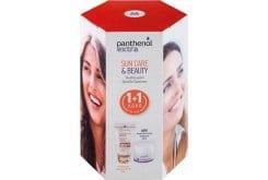 Panthenol Extra PROMO με Sun Care Colour SPF30 Face Gel Έγχρωμη Αντηλιακή Κρέμα-Gel Προσώπου, 50ml & ΔΩΡΟ Face & Eye Cream 24ωρη Αντιρυτιδική Κρέμα με Υαλουρονικό Οξύ για Πρόσωπο & Μάτια, 50ml