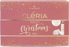 Pharmasept Cleria Beauty Christmas Box με First Step Cream, 50ml & ΜΑΖΙ Hydrating Velvet Lotion, 300ml