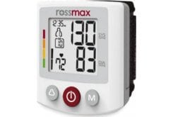 Rossmax 705C Αυτόματο Πιεσόμετρο Καρπού, 1 τεμάχιο