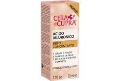 Cera di Cupra Hyaluronic Acid Concentrate Serum Εμπλουτισμένο Serum Με 3 Διαφορετικούς Τύπους Υαλουρονικού Οξέως, 30ml