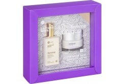 Panthenol Extra Femme Gift Set με Face & Eye Anti-Wrinkle Cream, 50ml & Bergamot Cedarwood Vanilla Eau de Toilette, 50ml