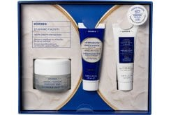 Korres Promo Pack Greek Yoghurt Day Cream-Gel Normal Skin, 30ml & Free Hydra-Biome Face Mask, 20ml & Greek Yoghurt Foaming Cream Cleanser, 20ml