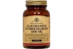 Solgar Glucosamine HCl 1000mg (Shellfish-Free), 60 tabs