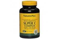 Nature's Plus, Super C Complex 1000 mg SR, 60 tabs