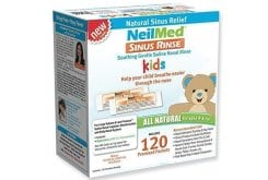 NeilMed Sinus Rinse Pediatric Ανταλλακτικά, 120 φακελάκια