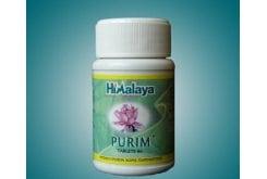 Himalaya Purim Αντιοξειδωτικό Συμπλήρωμα Διατροφής για την Αντιμετώπιση των Χρόνιων Δερματικών Παθήσεων, 60 tabs
