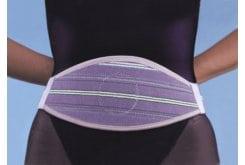 Afrodite Star Ομφαλοεπίδεσμος από Ισχυρό Ελαστικό, 1 τεμάχιο - 95cm