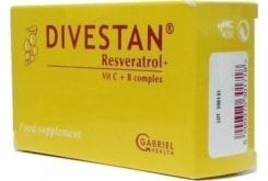 Boderm Divestan Συμπλήρωμα Διατροφής για την Επιβράδυνση της Γήρανσης, 60 softgels