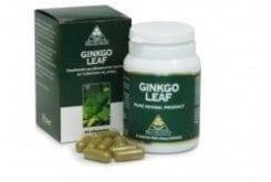 Power Health Ginkgo Leaf, 60caps