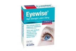 Lamberts Eyewise Φόρμουλα για την Καλή Υγεία των Ματιών, 60 tabs