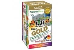 Nature's Plus Animal Parade Gold Πολυβιταμινούχα Ζωάκια για Παιδιά με ποικιλία γεύσεων, 60 gummies