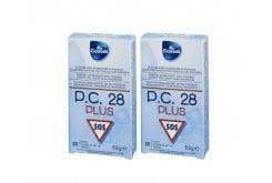 2 x Cosval P.C. 28 Plus Herbal Painkiller, 2 x 20 tabs