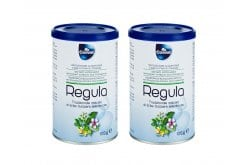 2 x Cosval Regula Powder Laxative Powder from Herb Mixture, 2 x 100gr