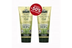 Optima ΠΑΚΕΤΟ ΠΡΟΣΦΟΡΑΣ Organic Aloe Vera Gel -50% Στο 2ο προϊόν, 2x 200ml