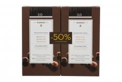 Korres PROMO -50% ΣΤΗ ΔΕΥΤΕΡΗ ΒΑΦΗ Argan Oil Advanced Colorant 3.0 Καστανό Σκούρο Μόνιμη Βαφή Μαλλιών με Τεχνολογία Pigment-Lock που Κλειδώνει το Χρώμα, 50ml