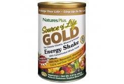 Nature's Plus Source of Life Gold Energy Shake Πολυβιταμινούχο Συμπλήρωμα, 442g