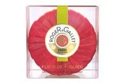 Roger & Gallet Fleur de Figuier Soap, Αρωματικό Σαπούνι 100gr με άρωμα άνθους συκιάς