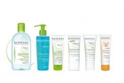 Bioderma Package for skin with tendency to acne, 6 pieces