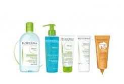 Bioderma Pack for Oily and Combination Skin, 5 pieces