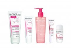 Bioderma Promo for Sensitive Skin with redness & dry skin, 5 pieces