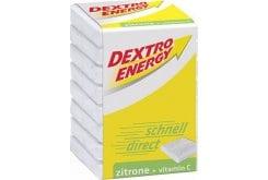 Parapharm Dextro Energy Lemon Ταμπλέτες Δεξτρόζης με Γεύση Λεμόνι, 46gr / 8 tabs