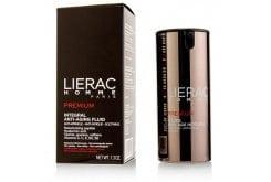 Lierac Homme Premium Integral Anti Aging Fluid, Ανδρική Αντιγηραντική Κρέμα Προσώπου, 40ml