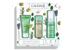 Caudalie Vinopure 1-2-3 Set με Vinopure Serum Infusion, 30ml & Gel Cleanser, 30ml & Clear Toner, 50ml