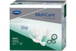 Hartmann Moli Care Premium Slip Extra Σλιπ Ημέρας για Μέτρια Ακράτεια, Μέγεθος Small (169447), 30 τεμάχια