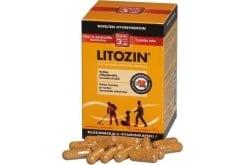 Litozin Συμπλήρωμα Διατροφής Αγριοτριανταφυλλιάς για την Υγεία των Αθρώσεων, 90 caps