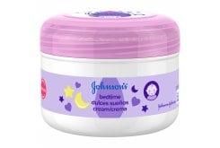 Johnson's Baby Bedtime Κρέμα σε Βαζάκι, 200ml