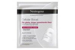 Neutrogena Cellular Boost 100% Hydrogel Mask Ενυδατική Μάσκα Κατά της Γήρανσης, 30ml