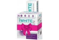 iWhite Επαγγελματικό Σύστημα Λεύκανσης Δοντιών, 10 Μασελάκια Λεύκανσης & ΔΩΡΟ iWhite Instant Οδοντόκρεμα, 75 ml