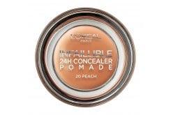 L'oreal Paris Infallible Concealer Pomade Κονσίλερ Μεγάλης Διάρκειας, 15gr - No.20 Peach