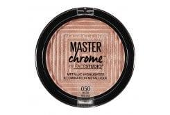 Maybelline Master Chrome Πούδρα Λάμψης σε Χρώμα Molten Rose, 7ml