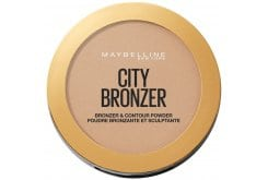 Maybelline City Bronzer Πούδρα Bronzing & Contouring, 8g - 200 Medium Cool