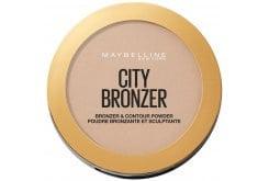 Maybelline City Bronzer Πούδρα Bronzing & Contouring, 8g - 250 Medium Warm