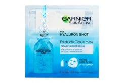 Garnier Hyaluron Shot Fresh-Mix Tissue Mask, 33g
