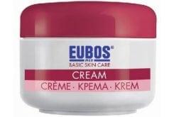 Eubos Cream Red Ενυδατική κρέμα ημέρας για ξηρή επιδερμίδα,50ml
