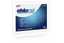 EblaGel, Φυσικά κρύα αυτοκόλλητα έμπλαστρα σε μορφή γέλης (gel), που συμβάλλουν στην γρήγορη ανακούφιση του πόνου, 2 τεμάχια