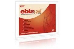 EblaGel, Φυσικά ζεστά αυτοκόλλητα έμπλαστρα, που παρέχουν θεραπευτική θέρμανση σε βάθος, 2 τεμάχια