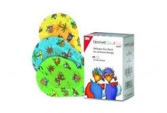3M Opticlude Junior Boys & Girls Eye Patches Maxi Οφθαλμικός Ορθοπτικός Επίδεσμος για Παιδιά (5.7cm x 8.2cm), Μεγάλο Μέγεθος, 20 τεμάχια