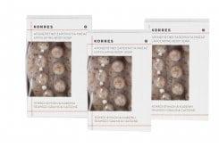 3x Korres Απολεπιστικό Σαπούνι για Μασάζ Κατά της Κυτταρίτιδας, 3x 125 gr