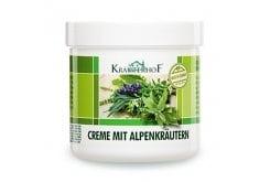 Krauterhof Κρέμα Ποδιών με Βότανα των Άλπεων με Αντισηπτική, Καταπραϋντική & Θρεπτική Δράση, 250ml