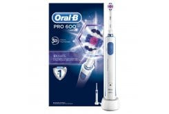 Oral-B PRO 600 Electric Toothbrush, 1pc