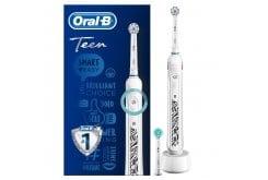 OralB Teen Smart Coaching WhiteΗλεκτρική Οδοντόβουρτσα, 1τμχ