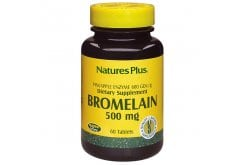 Nature's Plus, Bromelain 500 mg, 60 tabs